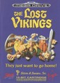 The Lost Vikings MD