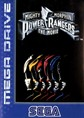 Mighty Morphin Power Rangers The Movie MD