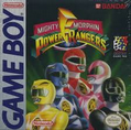 Mighty Morphin Power Rangers Game Boy